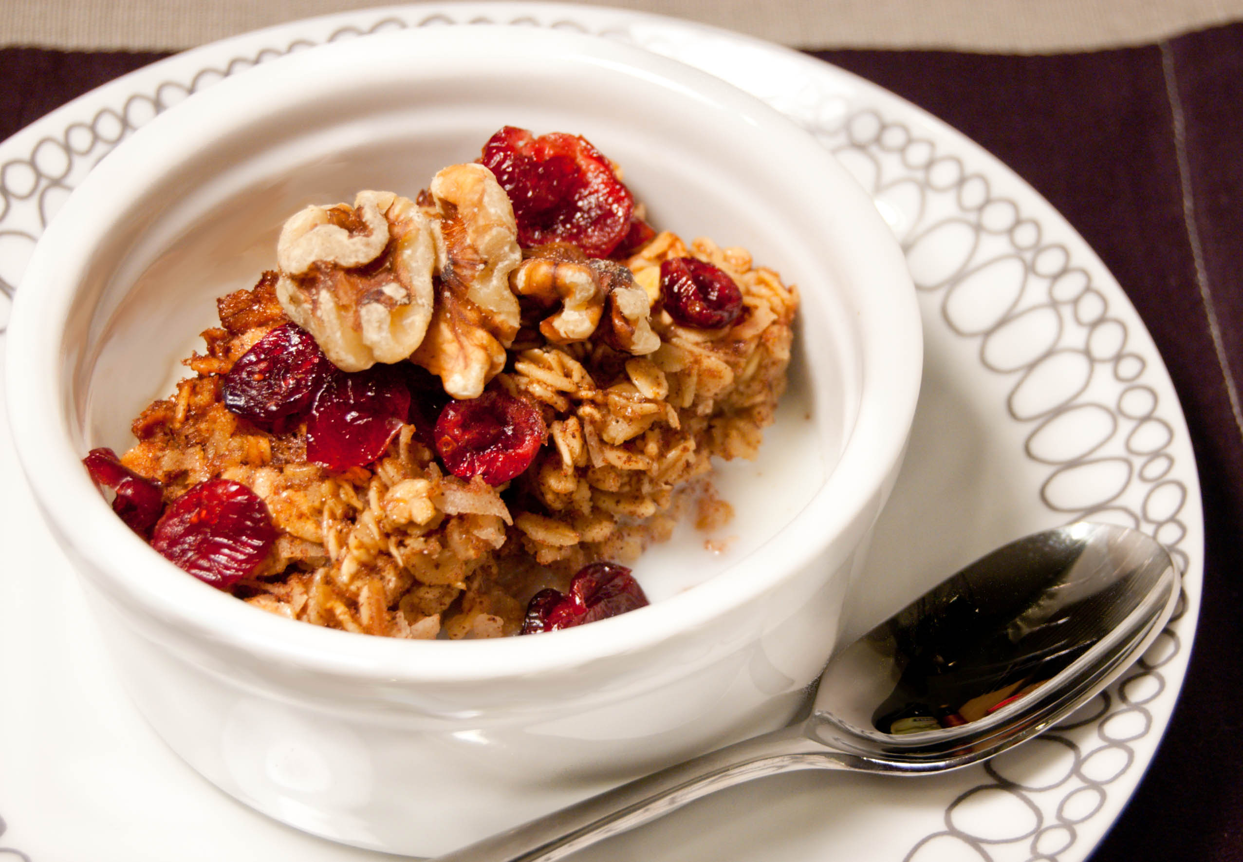 Hearty Baked Oatmeal | Fresh & Foodie