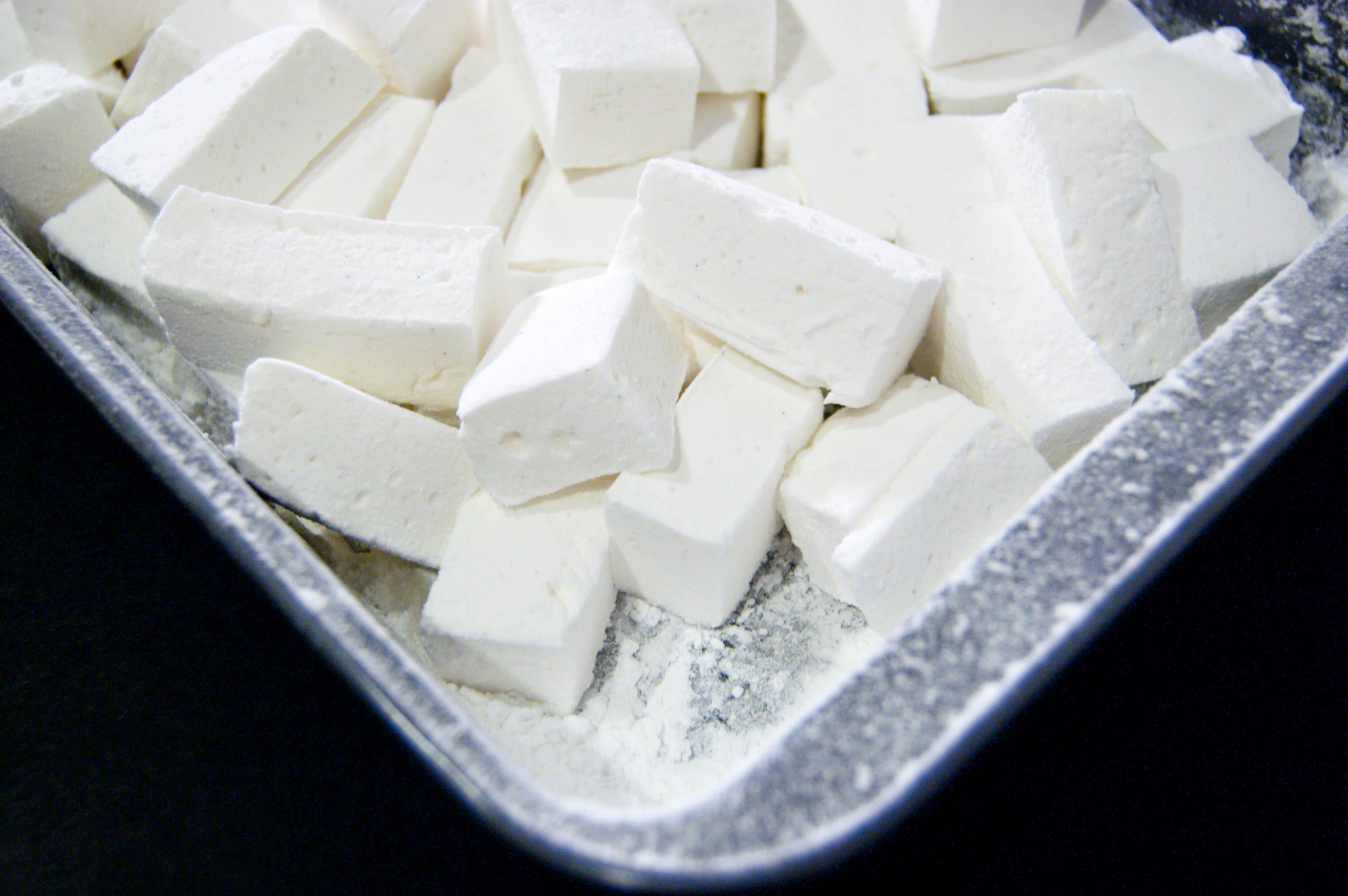 Springy, Fluffy Vanilla Bean Marshmallows – Fresh & Foodie