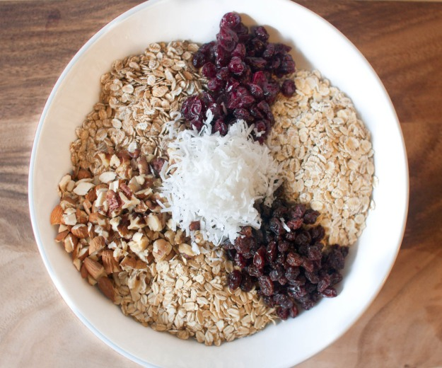 Morning Muesli from freshandfoodie.com @freshandfoodie