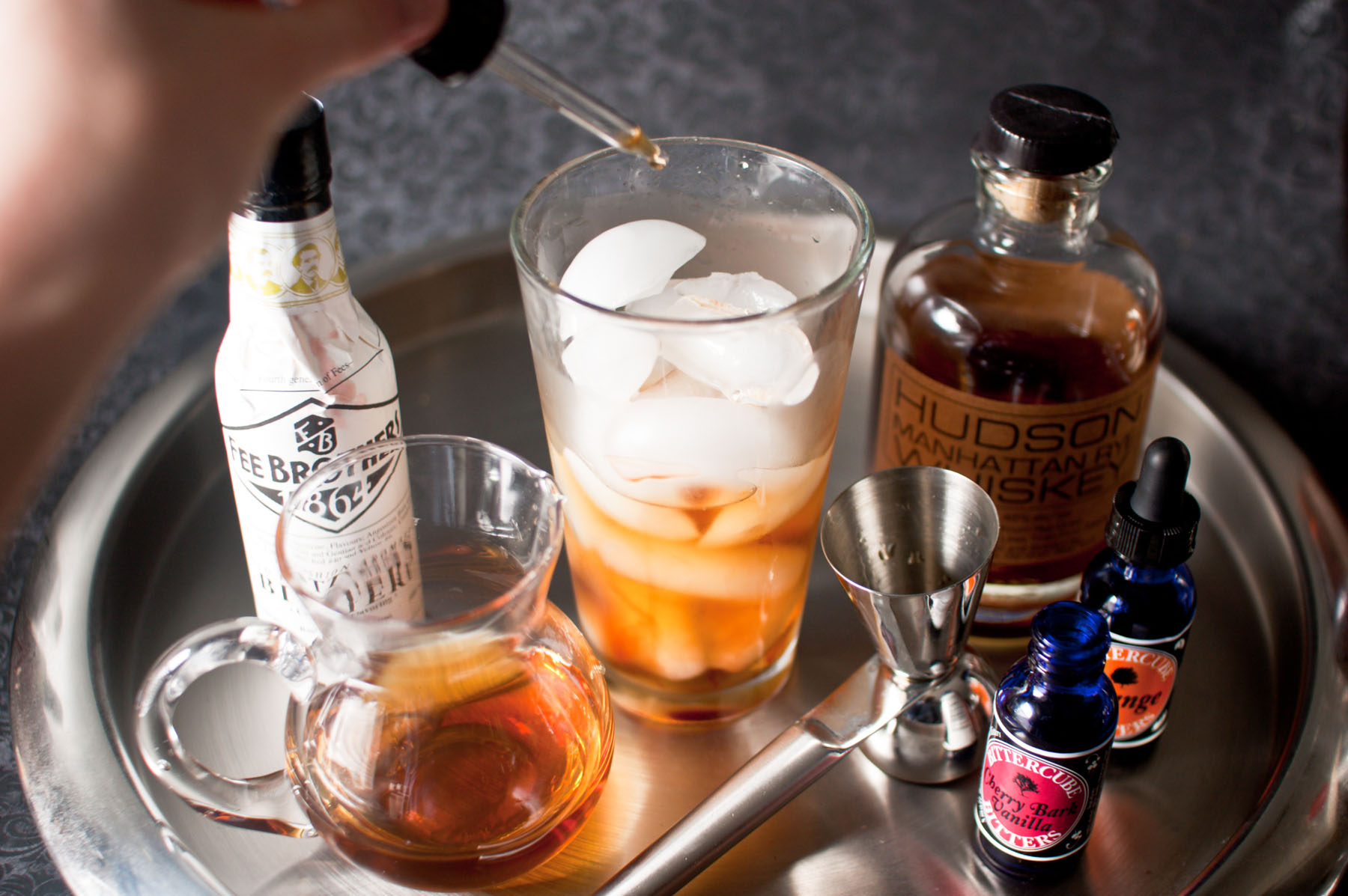 Perfect old fashioned cocktail 59