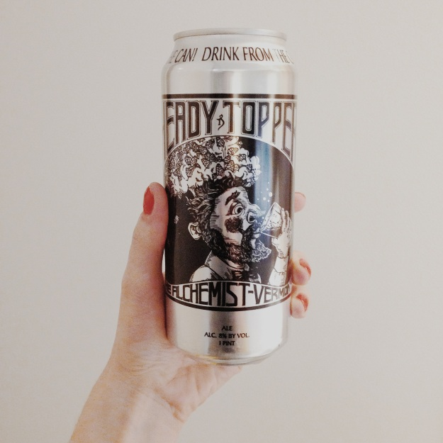 Heady Topper from freshandfoodie.com @freshandfoodie