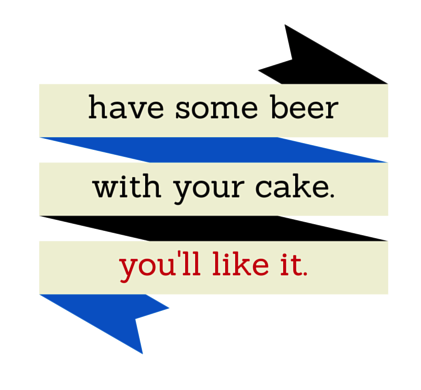 Beer cake from freshandfoodie.com @freshandfoodie